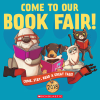 Book Fair is Coming!!!
