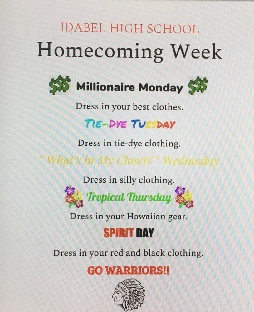 Homecoming Week