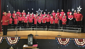 Central's Veteran's Day Program