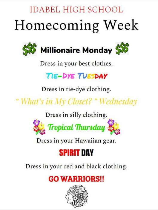 Homecoming Week 2018