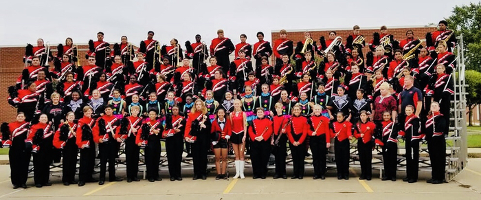 IHS Band at OBA 2018