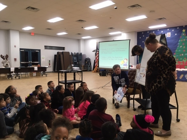 Family Literacy Night- Primary South