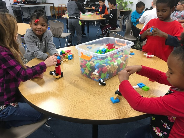 Maker space activities
