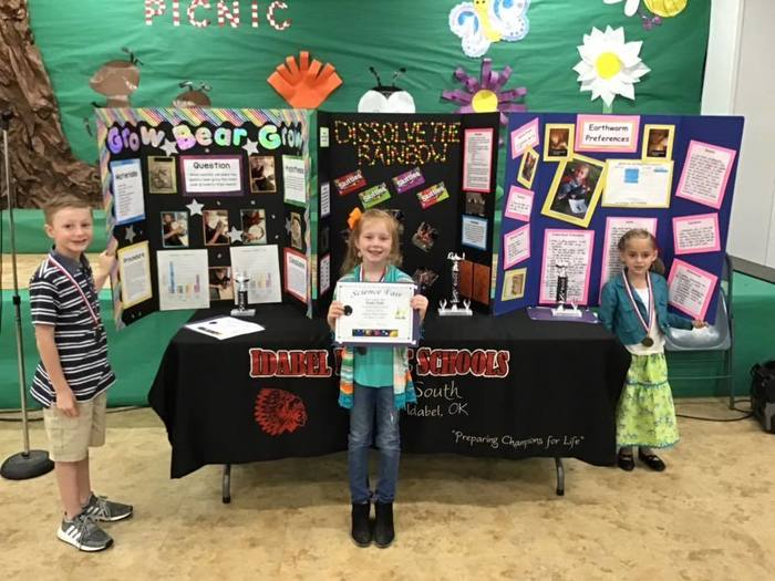 PSE Science Fair Winners 2019