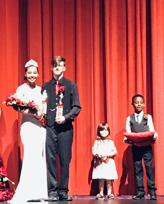 2019 band queen and king