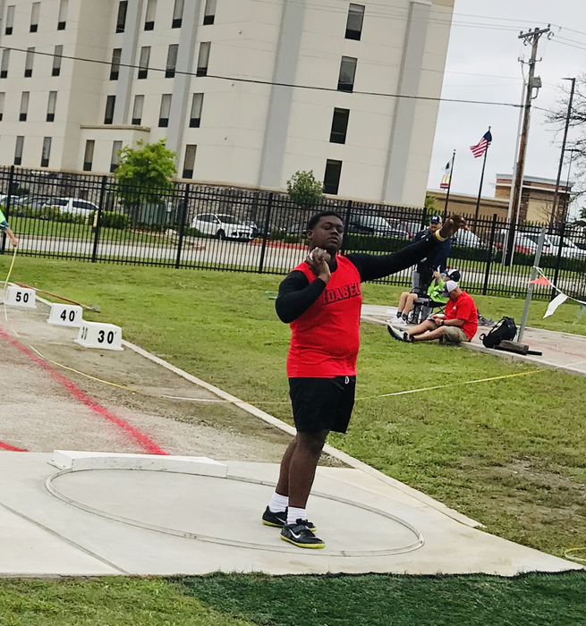 Lamar Rutherford State Track Meet  2019