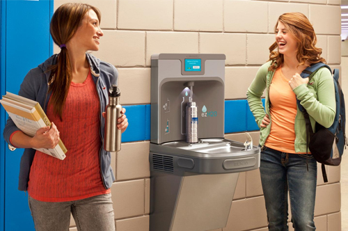 Bottle Fillers Ad