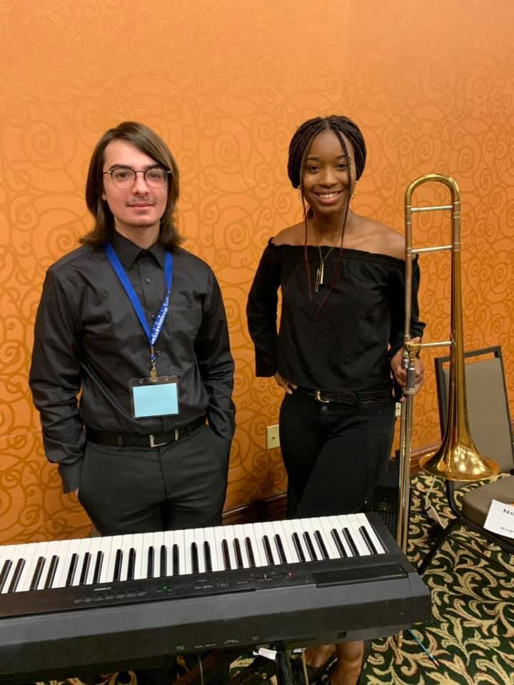 2019 all state jazz band