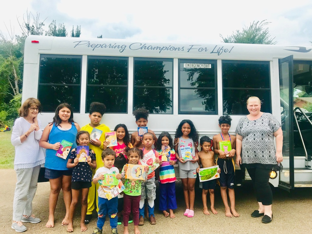 SUMMER BOOK DISTRIBUTION 2019