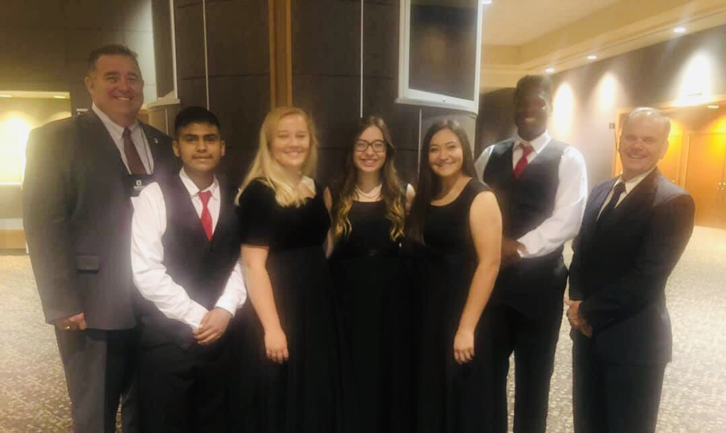 All State Jr High Choir 2019