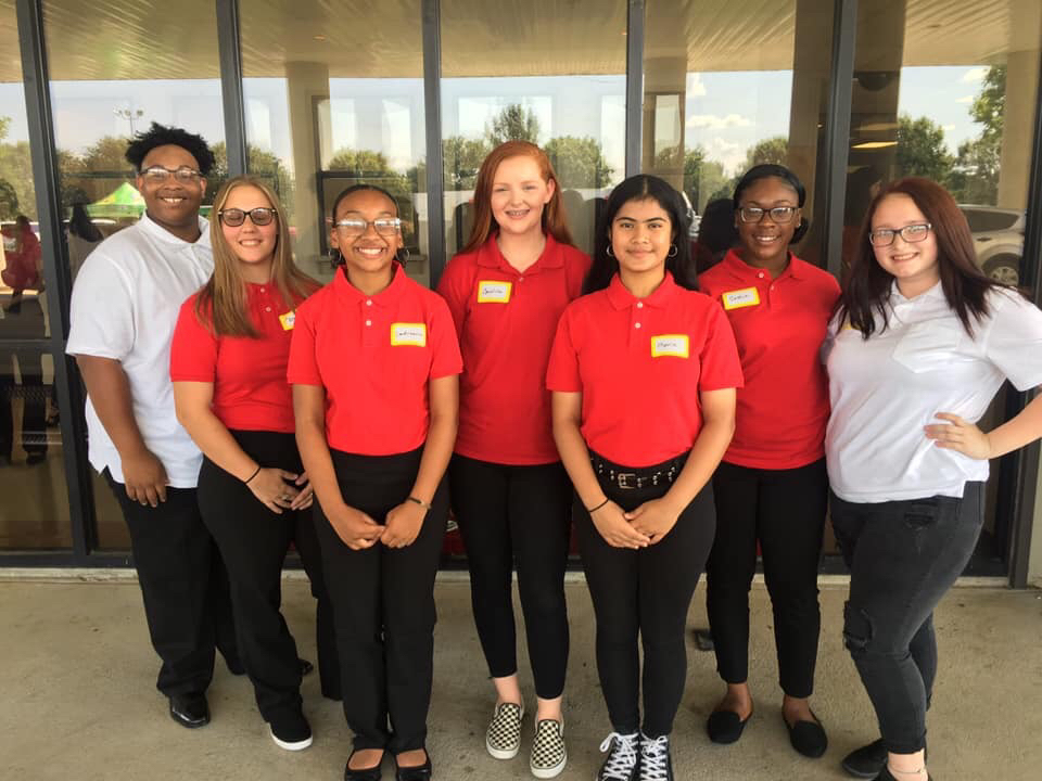 FCCLA officers 2019