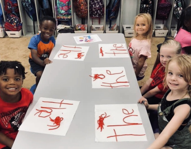 Spelling with Twizzlers Primary 2019