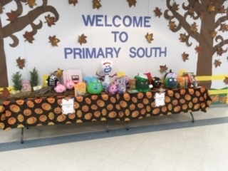 Kindergarten Pumpkin Contest