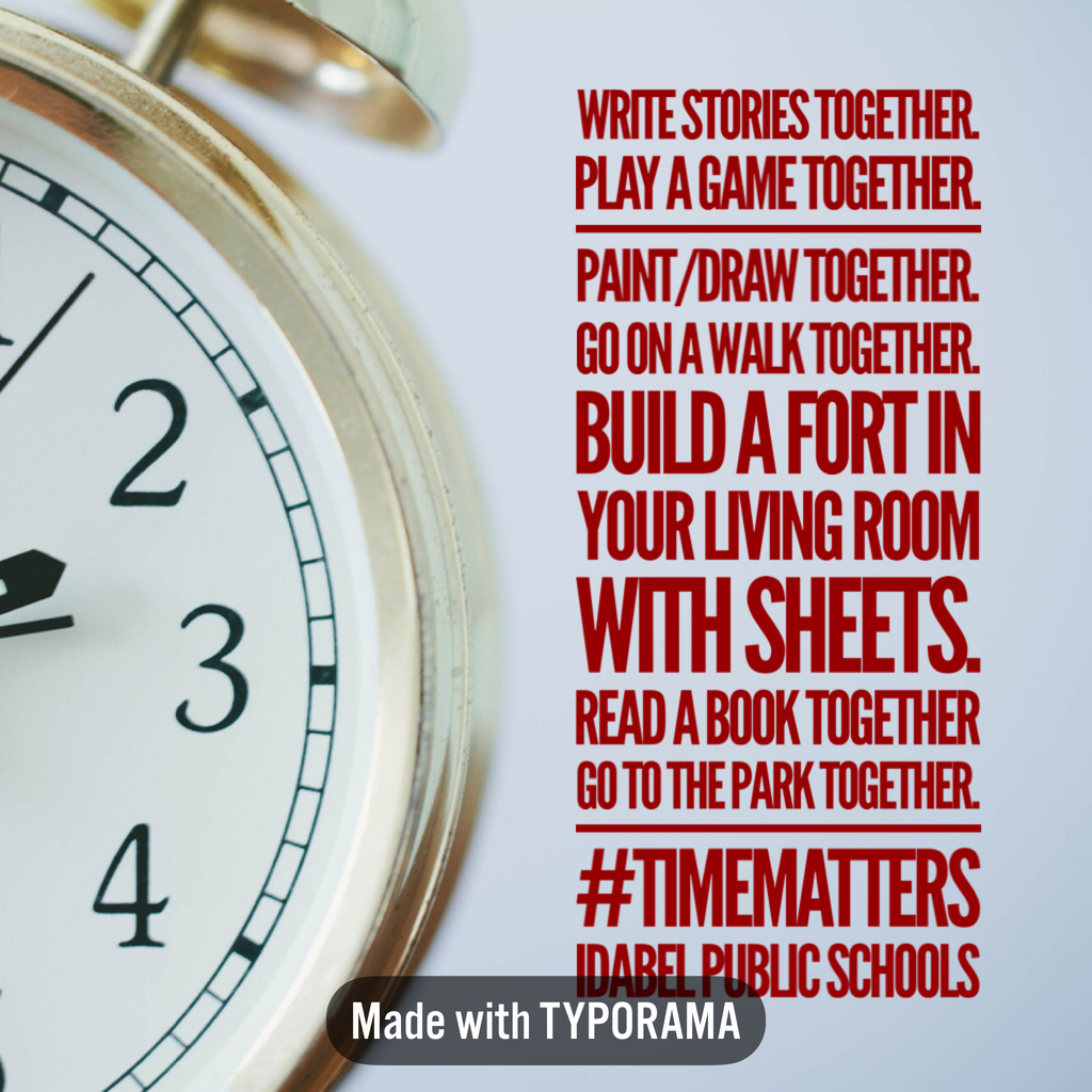 TimeMatters 1