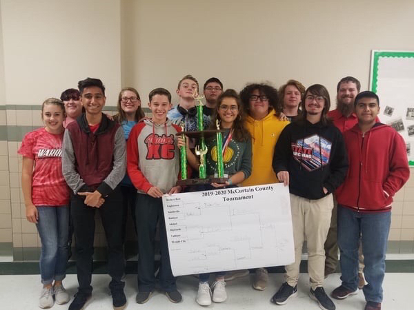 Academic Team Winner 2019
