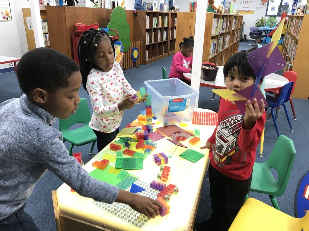 Idabel Primary Makerspace 2019