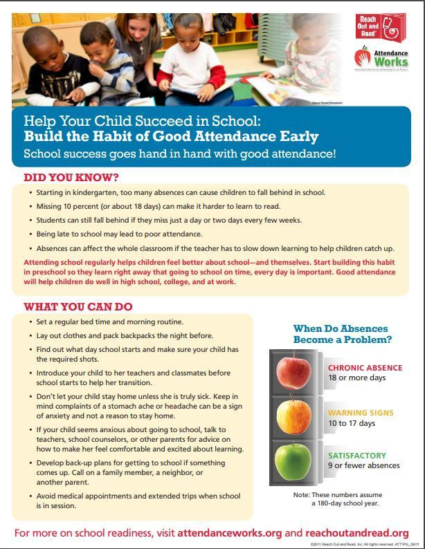 AttendanceMatters Monday Elem tips 2020