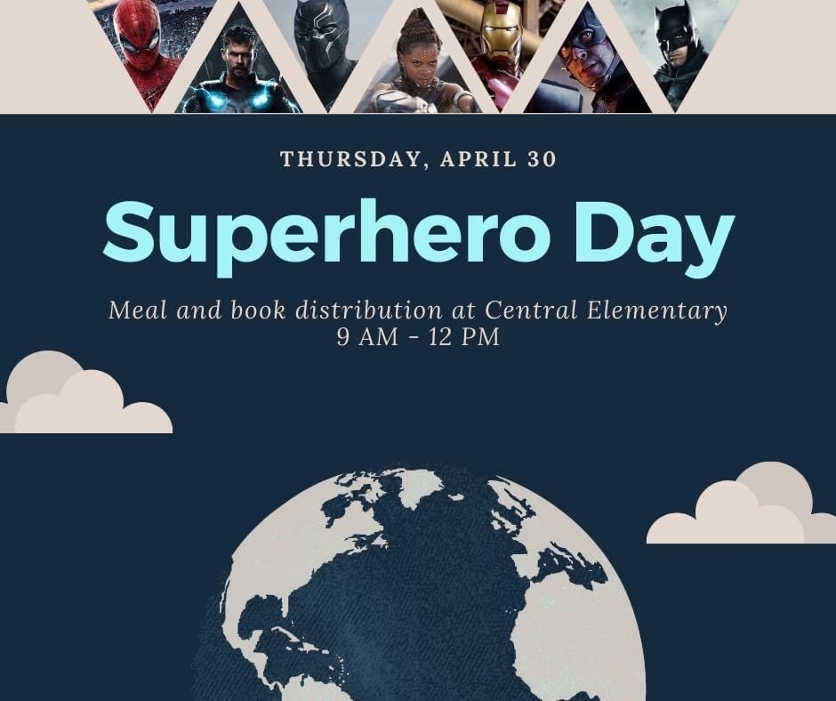 Superhero day2020