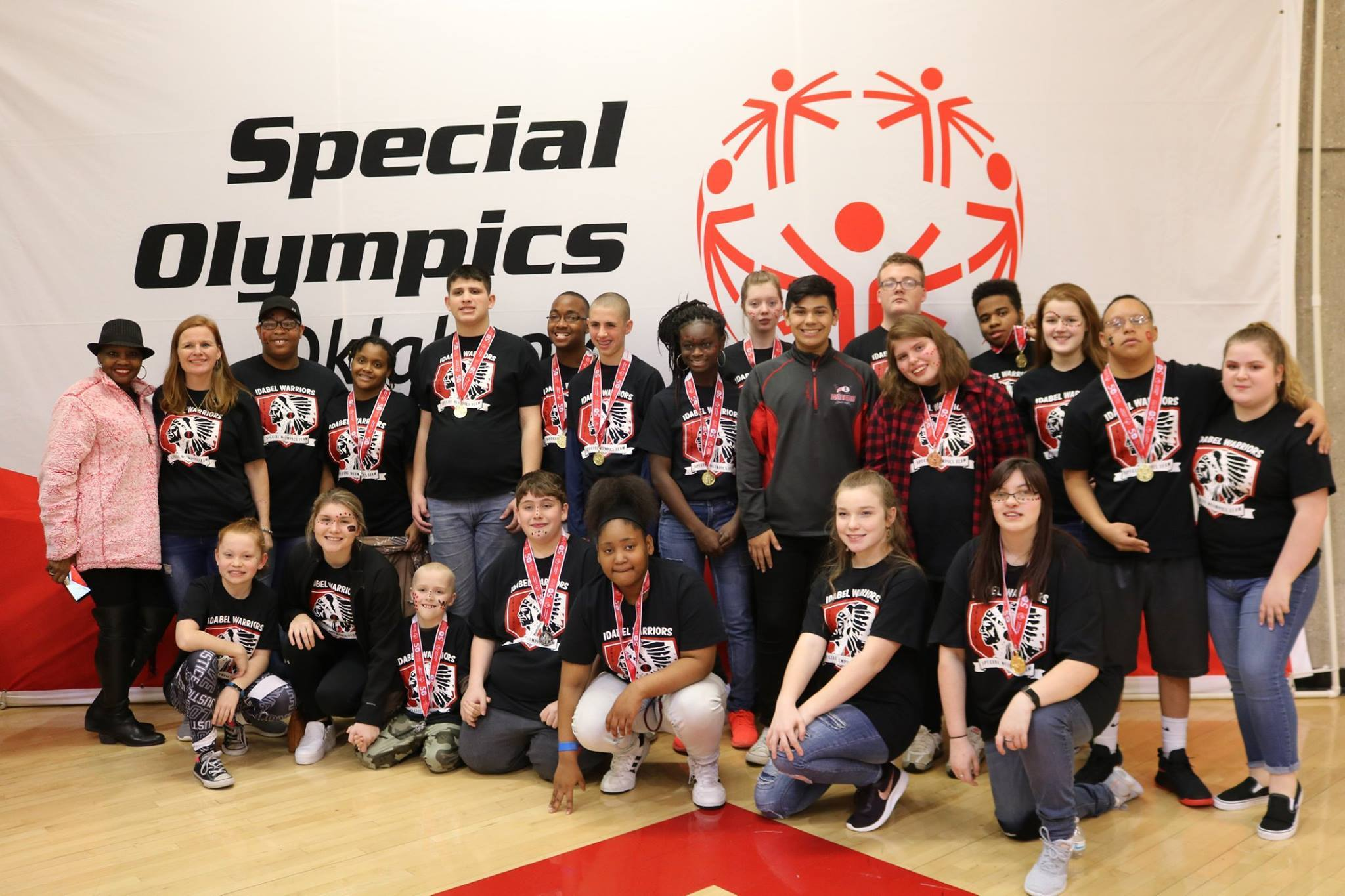 Special Olympics Winter Games 2019